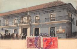 Bolivie / Belle Oblitération - 80 - Hôtel Central Cuibert - Bolivie