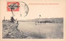 Bolivie / Belle Oblitération - 86 - Canal Del Puerto De Guaqui - Lago Titicaca - Bolivie