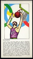 Italy / Olympic Games Munich 1972 / Basketball - Pallacanestro / Medal Winners - Estate 1972: Monaco
