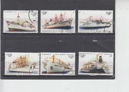CUBA  1976 - Yvert 1356/61 - Marina - Navi - Cuba
