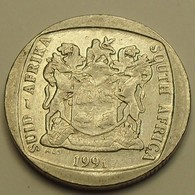 1991 - Afrique Du Sud - South Africa - 2 RAND - KM 139 - South Africa