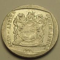 1991 - Afrique Du Sud - South Africa - 2 RAND - KM 139 - Afrique Du Sud