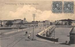 Brésil / Recife - 90 - Pernambuco - Ponte Buarque Macedo - Recife