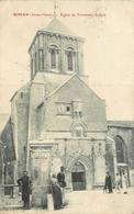 ROHAN - église De Frontenay-Rohan. - Rohan