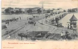 Brésil / Recife - 98 - Ponte Buarque Macedo - Recife