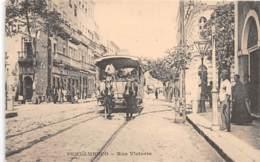 Brésil / Recife - 100 - Rua Victoria - Tramway - Recife