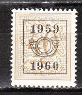 PRE693**  Chiffre Sur Lion Héraldique - 1959-60 - Bonne Valeur - MNH** - LOOK!!!! - Préoblitérés