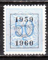 PRE694**  Chiffre Sur Lion Héraldique - 1959-60 - Bonne Valeur - MNH** - LOOK!!!! - Préoblitérés