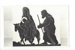 20940 - Christkindl 29.11.1963  Crèche Ane Marie Joseph Et Enfant Jésus - Autres