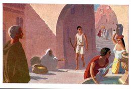 CHROMO  CHOCOLATS SUCHARD  LA PLUS BELLE HISTOIRE DES TEMPS HISTOIRE D'UN ROYAUME N° 278 JE T'ENVERRAI UN HOMME - Suchard