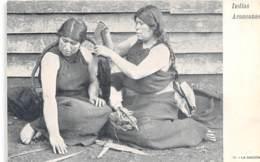 Amerique Du Sud - Indiens / 6 - Indias Araucanas - Chili - Autres