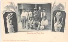 Amerique Du Sud - Indiens / 17 - Memorias De Coasta Rica - Très Beau Cliché - Défaut - état - Costa Rica
