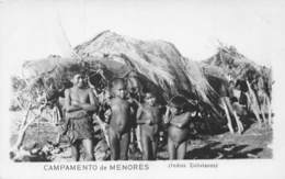 Amerique Du Sud - Indiens / 25 - Campamento De Menores - Bolivie - Bolivie