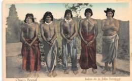 Amerique Du Sud - Indiens / 35 - Chaco Bornal - Indios De La Tribu Sanapana - Paraguay - Paraguay