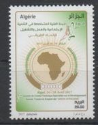 ALGERIA  ,2017, MNH,  AFRICAN UNION LABOUR COMMITTEE, 1v - Stamps