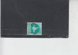 INDIA 1958-63 - Yvert 99° -  Serie Corrente - 1950-59 Repubblica