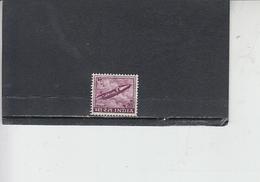 INDIA 1967-69 - Yvert  226° - Serie Corrente -misile - India