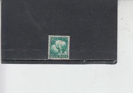 INDIA 1967-69 - Yvert  228° - Serie Corrente - Alimentazione - India