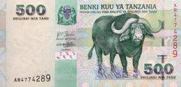 Tanzania 500 Shilingi, P-35 (2003) - UNC - Tansania