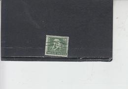 INDIA 1965-66 - Yvert  193° - Serie Corrente - India