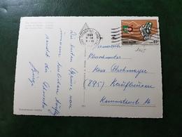 (6141) ITALIA STORIA POSTALE 1968 - 6. 1946-.. Repubblica