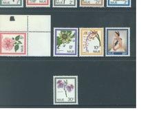 NIUE - MNH/**. - 1969   - Yv 107-116 -  Lot 18388 - Niue
