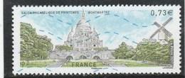 FRANCE 2017 SALON MONTMARTRE OBLITERE A DATE- YT 5124 - - France