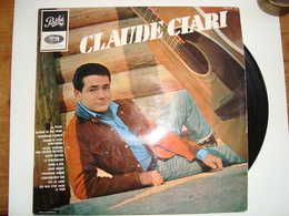 33 Tours - CLAUDE CIARI - La Playa - Pathé STX 171 Made In France 1965 - Vinyles