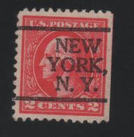 USA 864 SCOTT 499 NEW YORK N.Y. - Estados Unidos