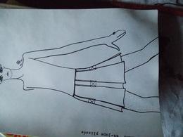 DESSIN CRATEUR MODE SIGNE.HARRY LANS - Drawings