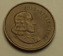 1966 - Afrique Du Sud - South Africa - 1 CENT, Légende Suid-Afrika, KM 65.2 - Afrique Du Sud