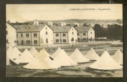 CP-Camp De La Courtine - Vue Générale - Regiments