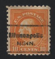 USA 621 SCOTT 472 MINNEAPOLIS MINN - Estados Unidos