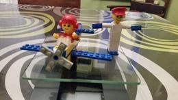 Vintage Lego-vliegtuigrit 213-1 - Lego System