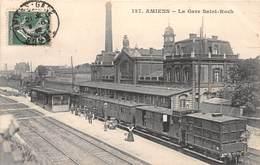 Amiens - La Gare Saint Roch - Amiens