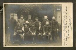 CP-Photo-MILITAIRE - Guerra 1914-18