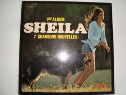 33 Tours 1er Album De SHEILA LOVE Disques Carrere 6319 400 Made In France 1971 - Vinyl Records