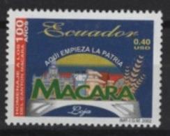 Ecuador (2002) Yv. 1681 /  Macara - Ecuador