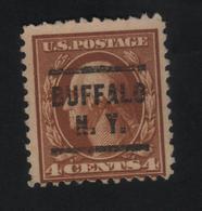USA 1007 SCOTT 503 BUFFALO NY - Estados Unidos