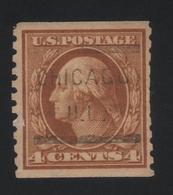 USA 1008 SCOTT 495 CHICAGO ILL - Precancels