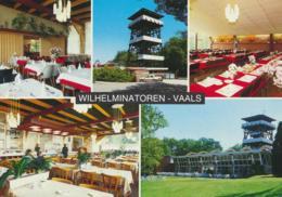 Vaals - Wilhelminatoren-Restauran T   [AA17-1.745 - Vaals