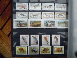 Set Fauna Bophuthaswana MNH  (Pers Class Mich 12 ) - Bophuthatswana