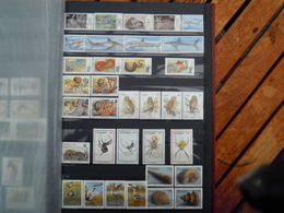 Set Fauna Ciskei + Transkei  MNH + Some USed (Pers Class Mich 12 ) - Ciskei