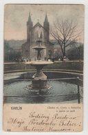 3150 Karlin District Of Prague Czech Republic Church Of St. Cyril And Methodius - Czech Republic