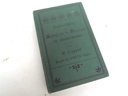 Handreichung Lesebuch Elsass Lotringen 1904 Reich - Schulbücher