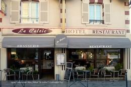 """Villers-sur-Mer (14)-Restaurant """"Le Celtic"""" (Edition à Tirage Limité) - Villers Sur Mer"""