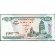 TWN - CAMBODIA 41b1 - 100 Riels 1998 UNC - Cambogia