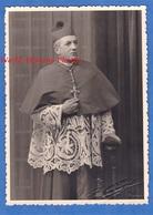 Photo Ancienne - RODEZ - Portrait  Eveque à Identifier - Photographe Noyrigat - Eglise Monseigneur Bijou Christ Croix - Professions