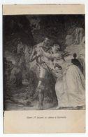 Histoire  -- Tableau  Henri IV Faisant Ses Adieux à Gabrielle - Histoire