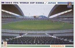 FOOTBALL CP STADE    GWANGJU  WORLD CUP  STADIUM  KOREE DU SUD - Corée Du Sud